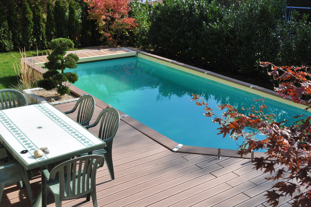 Votre sp cialiste de la piscine semi enterr e nevers et for Tarif construction piscine