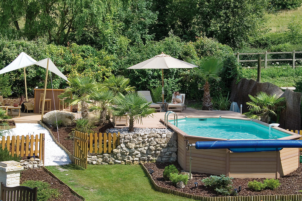 Piscine hors sol for Securiser piscine hors sol